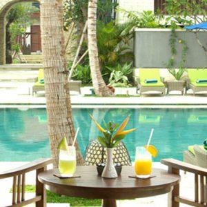 Bali Honeymoon Package Sudamala Suites & Villas Pool5