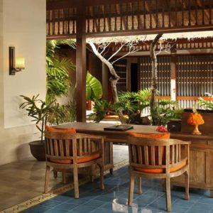 Bali Honeymoon Package Sudamala Suites & Villas Reception1