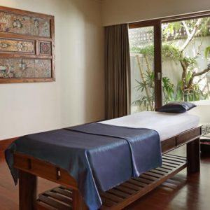 Bali Honeymoon Package Sudamala Suites & Villas Spa Treatment Room