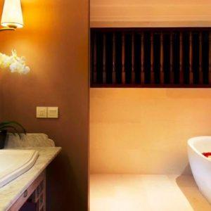 Bali Honeymoon Package Sudamala Suites & Villas Studio Suite Bathroom