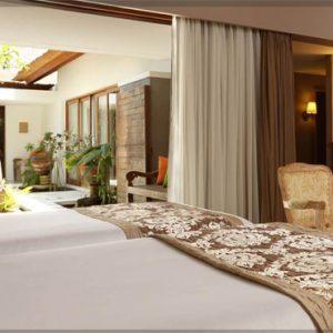 Bali Honeymoon Package Sudamala Suites & Villas Two Bedroom Legong Villa Bedroom