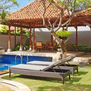 Bali Honeymoon Package Sudamala Suites & Villas Villa Pool