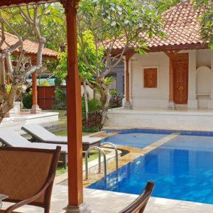 Bali Honeymoon Package Sudamala Suites & Villas Villa Pool1