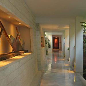 Bali Honeymoon Package Sudamala Suites & Villas Corridor