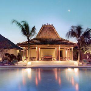 Bali Honeymoon Package Sudamala Suites & Villas Hotel Exterior Pool