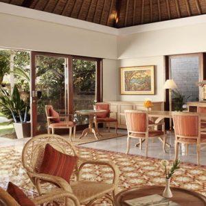 Bali Honeymoon Package Sudamala Suites & Villas Lobby