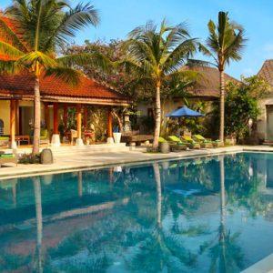 Bali Honeymoon Package Sudamala Suites & Villas Pool