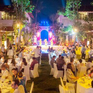 Bali Honeymoon Package Sudamala Suites & Villas Wedding Reception1