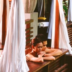 Bali Honeymoon Packages Maya Ubud Resort And Spa Couple 3