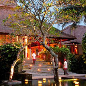 Bali Honeymoon Packages Maya Ubud Resort And Spa Entrance 2