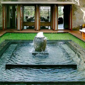Bali Honeymoon Packages Maya Ubud Resort And Spa Fountain 2