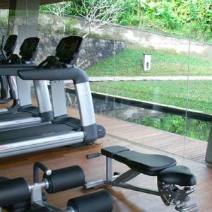 Bali Honeymoon Packages Maya Ubud Resort And Spa Gym