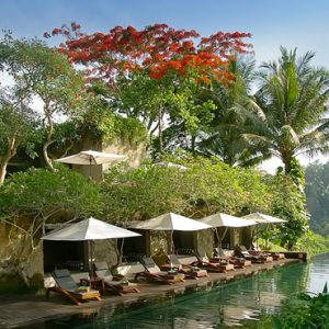 Bali Honeymoon Packages Maya Ubud Resort And Spa Infinity Pool 3