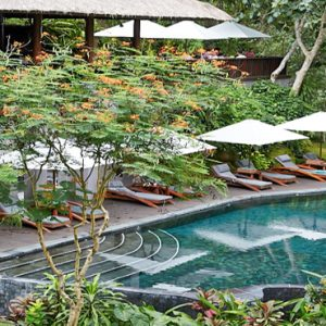 Bali Honeymoon Packages Maya Ubud Resort And Spa Pool4