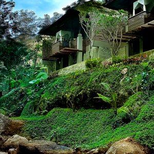 Bali Honeymoon Packages Maya Ubud Resort And Spa River Side