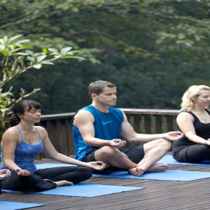 Bali Honeymoon Packages Maya Ubud Resort And Spa Yoga