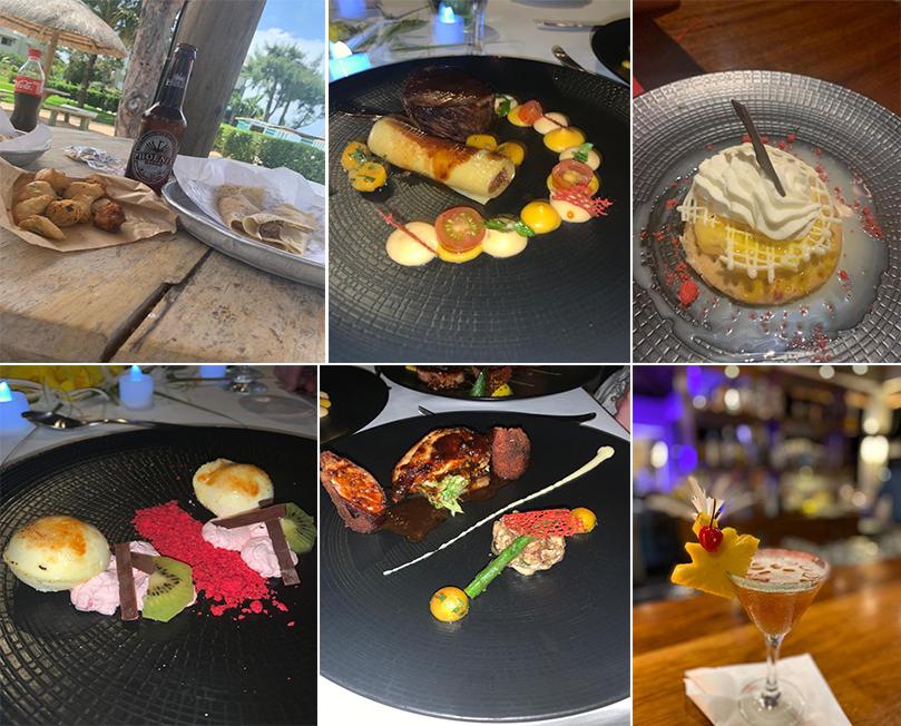 Emily's Mauritius And Dubai Holiday Review Restaurant And Buffet In Mauritius