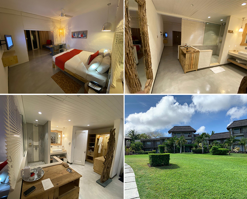 Emily's Mauritius And Dubai Holiday Review Room At Zilwa Attitiude Mauritius