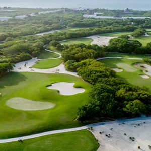 Mexico Honeymoon Packages Grand Luxxe Riviera Maya Golf Area