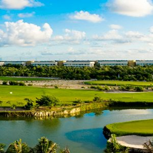 Mexico Honeymoon Packages Grand Luxxe Riviera Maya Golf Area1