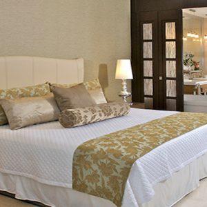Mexico Honeymoon Packages Grand Luxxe Riviera Maya One Bedroom Villa Bedroom1