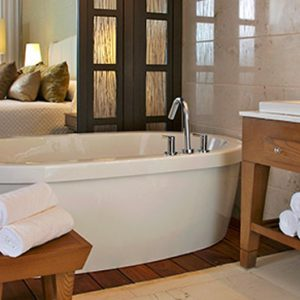 Mexico Honeymoon Packages Grand Luxxe Riviera Maya Two Bedroom Villa Bathroom