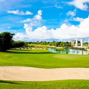 Mexico Honeymoon Packages Grand Luxxe Riviera Maya Golf1