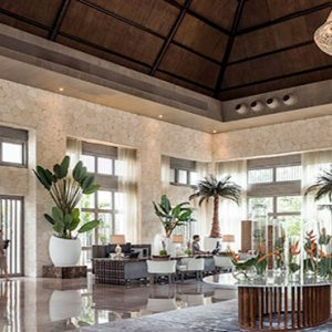 Mexico Honeymoon Packages Grand Luxxe Riviera Maya Lobby