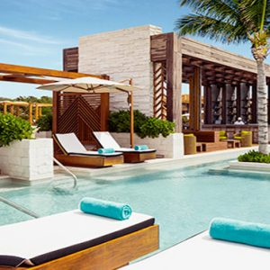 Mexico Honeymoon Packages Grand Luxxe Riviera Maya Pool1