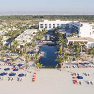 Oman Honeymoon Packages Al Baleed Resort Salalah By Anantara Aerial View