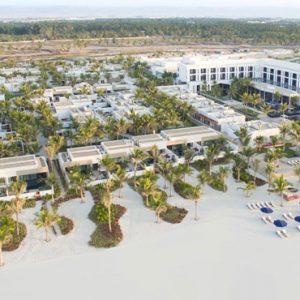 Oman Honeymoon Packages Al Baleed Resort Salalah By Anantara Aerial View 2