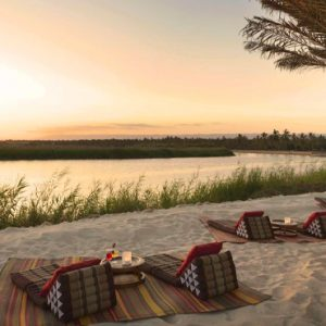 Oman Honeymoon Packages Al Baleed Resort Salalah By Anantara Beach