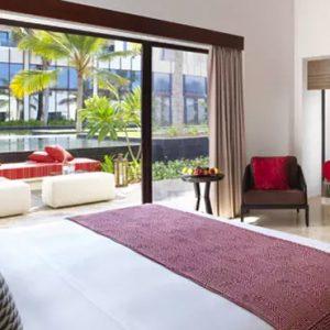 Oman Honeymoon Packages Al Baleed Resort Salalah By Anantara Deluxe Garden View Room Bedroom