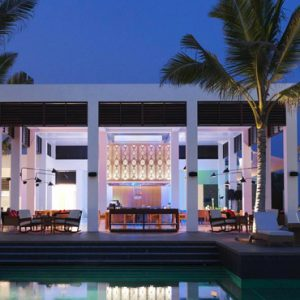 Oman Honeymoon Packages Al Baleed Resort Salalah By Anantara Exterior
