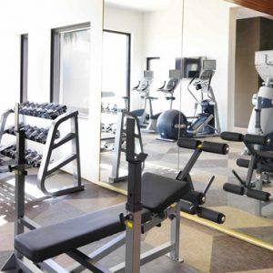 Oman Honeymoon Packages Al Baleed Resort Salalah By Anantara Gym