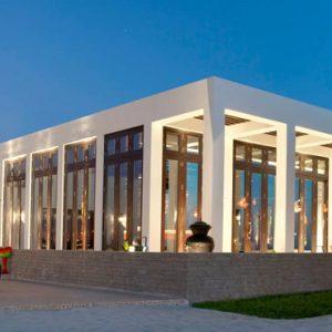 Oman Honeymoon Packages Al Baleed Resort Salalah By Anantara Mekong At Night