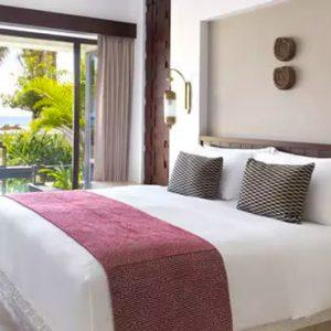 Oman Honeymoon Packages Al Baleed Resort Salalah By Anantara One Bedroom Beach Pool Villa Bedroom