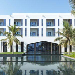 Oman Honeymoon Packages Al Baleed Resort Salalah By Anantara Pool