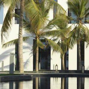 Oman Honeymoon Packages Al Baleed Resort Salalah By Anantara Pool Exterior 3