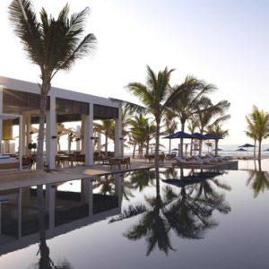 Oman Honeymoon Packages Al Baleed Resort Salalah By Anantara Pool Exterior 4