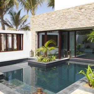 Oman Honeymoon Packages Al Baleed Resort Salalah By Anantara Private Pool