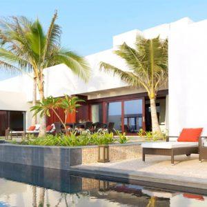 Oman Honeymoon Packages Al Baleed Resort Salalah By Anantara Royal Beach Villa Pool