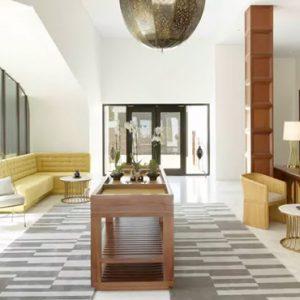 Oman Honeymoon Packages Al Baleed Resort Salalah By Anantara Spa Reception And Lobby