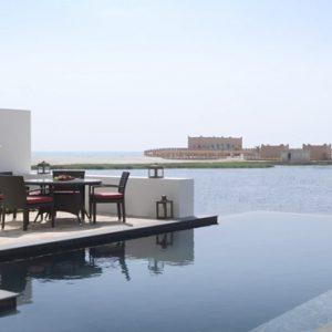 Oman Honeymoon Packages Al Baleed Resort Salalah By Anantara Two Bedroom Pool