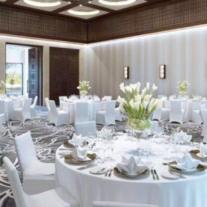 Oman Honeymoon Packages Al Baleed Resort Salalah By Anantara Wedding Reception Setup