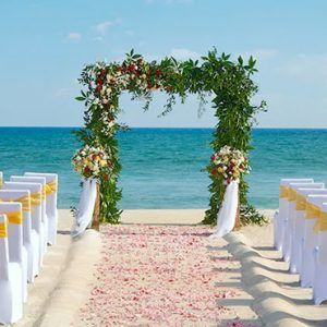 Oman Honeymoon Packages Al Baleed Resort Salalah By Anantara Wedding1