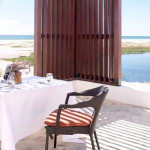 Oman Honeymoon Packages Al Baleed Resort Salalah By Anantara In Villa Bbq Dining