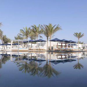 Oman Honeymoon Packages Al Baleed Resort Salalah By Anantara Infinity Pool