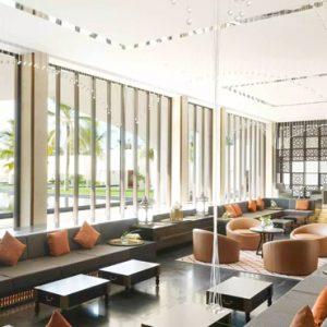Oman Honeymoon Packages Al Baleed Resort Salalah By Anantara Lobby Lounge