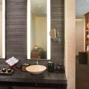 Oman Honeymoon Packages Anantara Al Jabal Al Akhdar Resort Bathroom